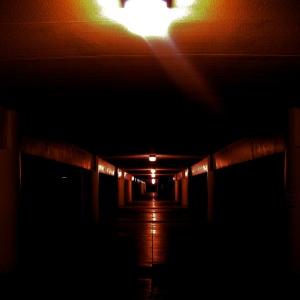 The walk of nightmares
